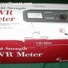 Radio Shack SWR Field Strenght Meter 21-533 3-30MHz