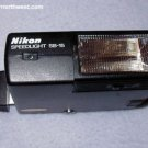 NIKON SPEEDLIGHT SB-15 SB15 FLASH FOR FA FG FM2 FE2 F3