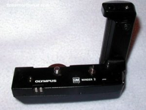 Olympus OM-System Winder 2 For OM-1 OM-2 OM-Series