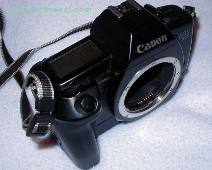 Canon EOS 650 AF 35mm Film Camera