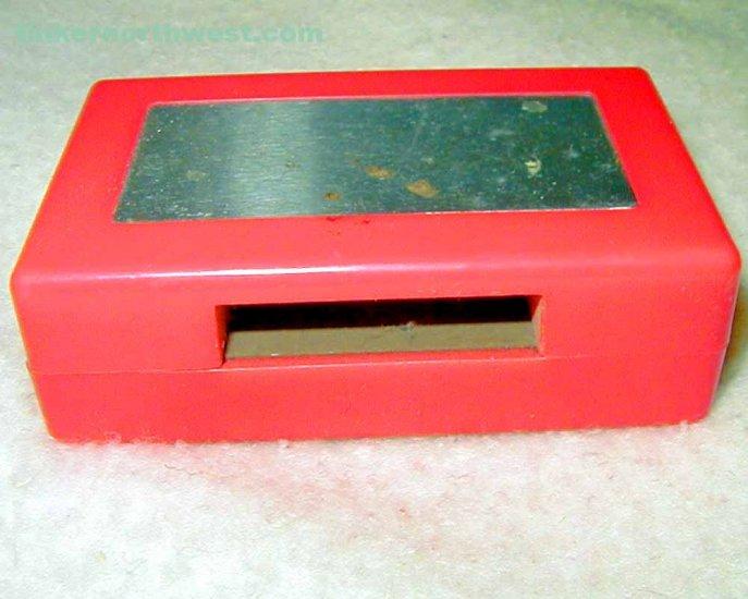 Mini/Micro Cassette Tape Eraser