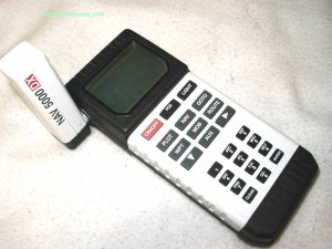 Magellan NAV 5000 DX GPS Receiver 5000DX