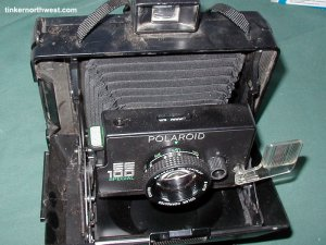 Polaroid Land Camera EE 100 Special 108 Film