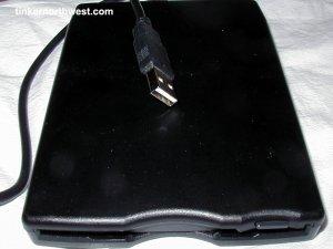 SmartDisk FDUSB-B2 USB External Floppy Disk Drive