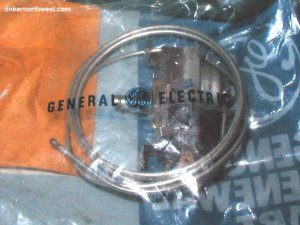 GE General Electric WR9X5035 Thermo Switch