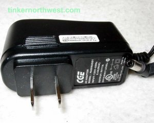 PA009UG01 CGE  AC POWER ADAPTER 9VDC 1A SUPPLY