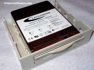 Castlewood ORB2II00 Internal IDE Drive 2.2GB