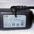 DVE DVS-090A17FUS AC Power Adapter 9VDC 1.7A Supply