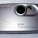 Kodak DC20 DC 20 Digital Camera