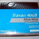 DELL TRAVAN 40GB PREFORMATTED CARTRIDGE 09W088