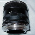MINOLTA EXTENSION TUBE II 2 MACRO SET SR SRT X-700