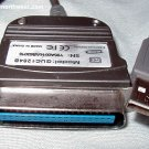 IOGEAR Parallel to USB Adapter PC MAC PRINTER USB CABLE GUC1284B