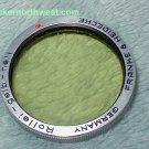 Rollei-Gelb-Hell FRANKE & HEIDECKE Rolleiflex 3.5F Bay Rollei Light Yellow Filter