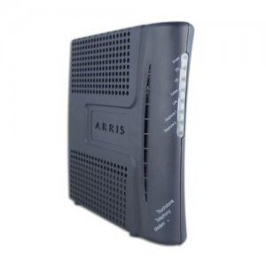 Arris Touchstone Telephony Cable Modem TM602G VOIP