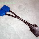 Dell Molex DMS-59 pin Dual VGA Y-Splitter Cable