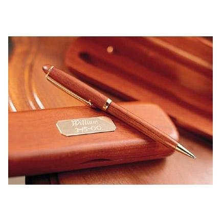Rosewood Pen and Case GC101