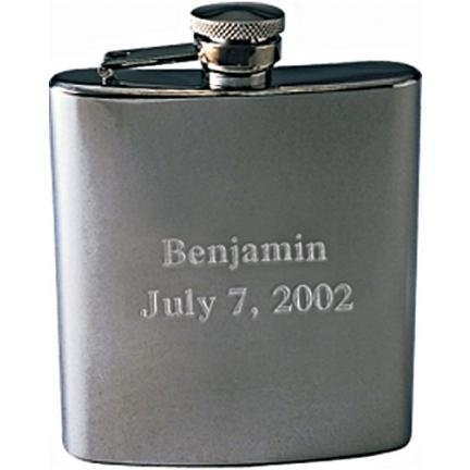 Personalized Mirror Flask GC178
