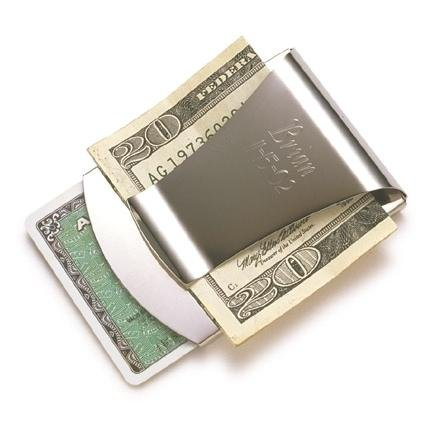 Smart Money Clip-Credit Card Holder GC179
