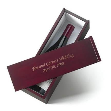 Personalized Wine Box GC223