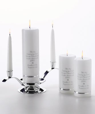 Premier Unity Candle Set GC330
