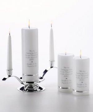 Premier Unity Candle Set GC330