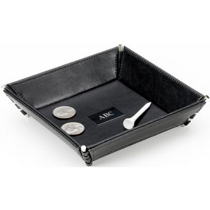 Leather Valet Tray GC263