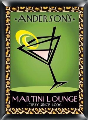 Martinichic Pub Sign