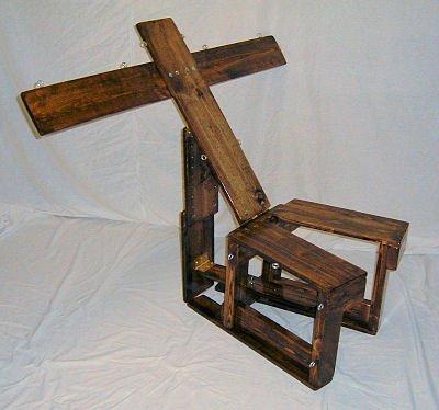 Basic Bondage Chair