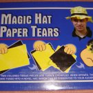 Paper Hat Tear, Bonnet Style, Easy and Fun, (FT) (1759)