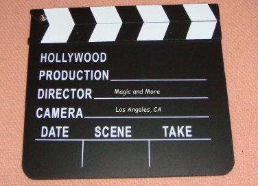 Clapper Board (Accoutrements), Great Gag Prop (1351)