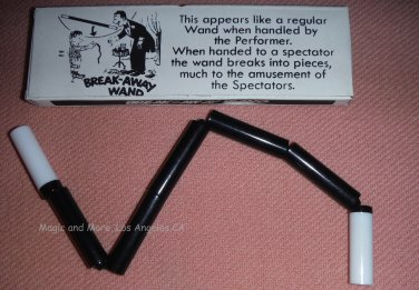 BREAK-AWAY WAND - MORE FUN THAN YOU CAN SHAKE A STICK AT (1161)