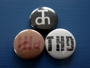 "1"" Buttons (Set of 3)"