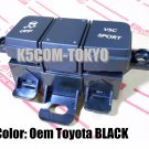OEM JDM TOYOTA 86 RC EDITION BLACK CENTER CONSOLE SWITCH GT86 SCION FRS BRZ OEM