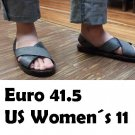 Bolivian Abarcas (Euro 41.5, US Womens 11)