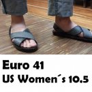 Bolivian Abarcas (Euro 41, US Womens 10.5)