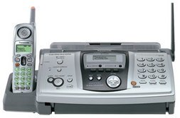 Panasonic KXFPG379 Fax Machine with Cordless Telephone