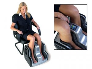 Motokata Soft-Touch Leg and Foot Massager