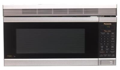 "Panasonic NN-S262F Over-The-Range Inverter ""Stainless Steel"" Microwave Oven"