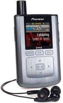 Pioneer GEX-INNO1 Inno Portable XM Satellite Radio + MP3 Player
