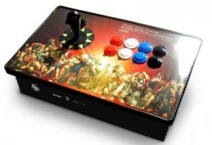 STREET FIGHTER ARCADE JOYSTICK for PS2 & XBOX