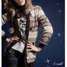XF0852 # wholesale korean style Jacket - brown