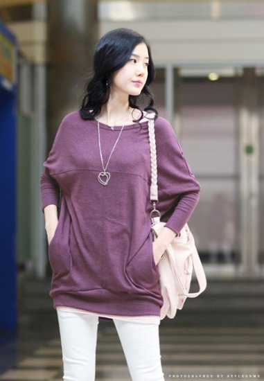 XF1152 # apparel wholesale Jacket - Purple