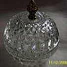 EAPC (Early American Pattern Cut Glass) Powder Jar