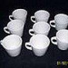 Homer Laughlin Coffee Cups