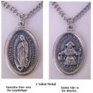 Our Lady of Guadalupe and Santo Nino De Atocha