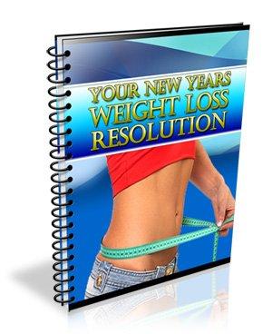 Weight Loss Resolution - ebook
