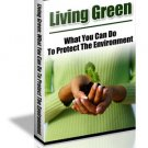 101 WAYS TO LIVING GREENER - ebook