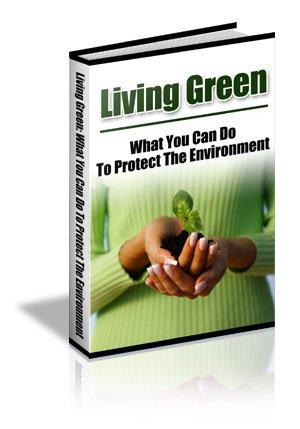 101 WAYS TO LIVING GREENER - ebook