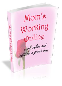 Mom's Working Online - ebook