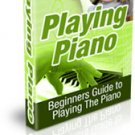 Beginners Guide To Playing The Piano - ebook
